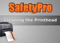 SafetyPro printhead cleaning video
