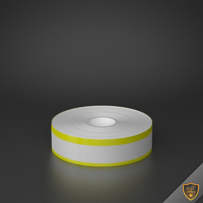 1in x 70ft Peak-Performance Continuous Double Yellow Stripe